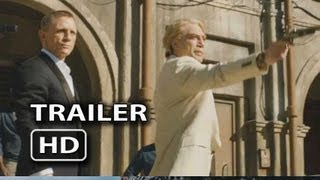 Skyfall Full Trailer (James Bond Movie - 2012)