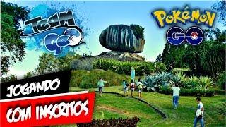 Pokémon GO Jogando Com Inscritos! Pedra da Cebola by Pokémon GO Gameplay
