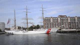 Portsmouth (VA) United States  city photos gallery : Coast Guard Cutter Eagle visits Portsmouth, Va.