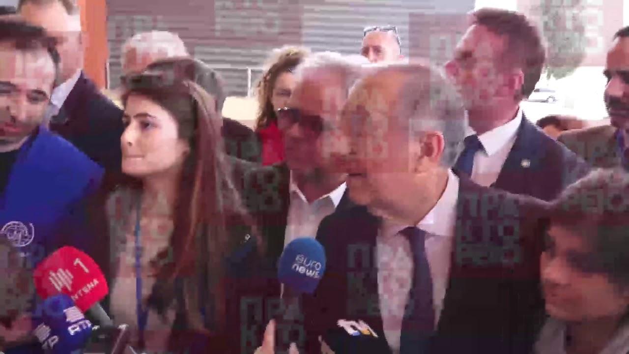 Επίσκεψη του Πορτογάλου Προέδρου στο Κέντρο Φιλοξενίας Προσφύγων Θήβας