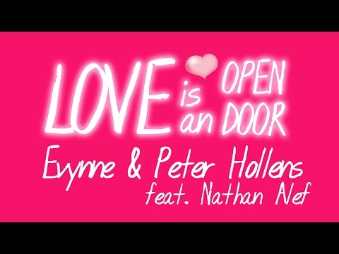 open - Buy this song from us here: http://ldr.fm/Mfxdw Support me on Patreon: http://www.patreon.com/evynnehollens iTunes: http://msclvr.co/OpenDoorHollens Thank you so much for supporting our music!...
