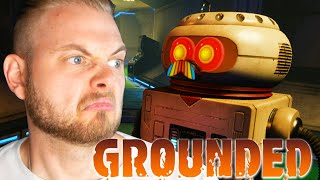 MY NEW CREEPY ROBOT FRIEND!! - GROUNDED #2