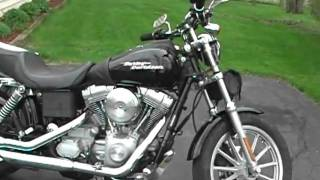 10. 2005 Harley Davidson Dyna Super Glide