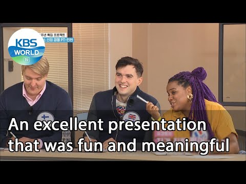 An excellent presentation was fun and meaningful (2 Days & 1 Night Season 4) | KBS WORLD TV 210103