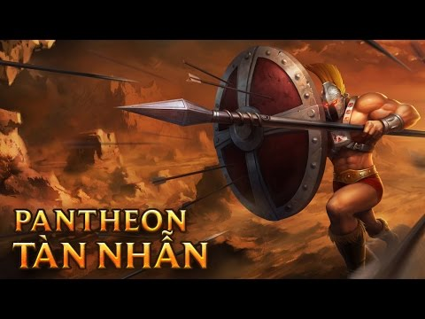 Pantheon Tàn Nhẫn - Ruthless Pantheon