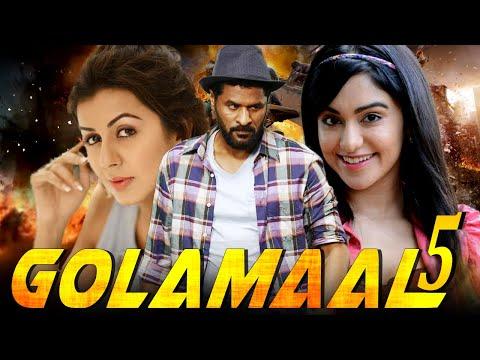 Golamaal 5 Full South Indian Movie Hindi Dubbed | Adah Sharma Hindi Dubbed Movies