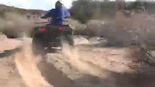 8. ATV Television Test - 2006 Polaris Sportsman 800