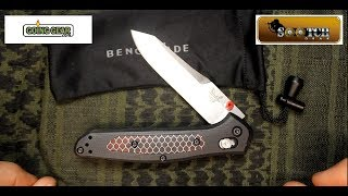 Benchmade Osborne Design 940-1701 Folding knife. This is a Going Gear Exclusive only available at http://goinggear.com/. Benchmade Osborne Design 940-1701: https://goo.gl/XsPTj9Be a Team Sootch Minuteman: https://www.patreon.com/Sootch00Sootch00 Recommended Items Amazon Store: http://astore.amazon.com/panster00-20Sootch00 Gear available at: https://teespring.com/Sootch00Thanks For Watching, Liking & Subscribing! ~ Sootch00Music is from Jingle Punks Royalty Free Music through the Fullscreen Network. Used with permission.
