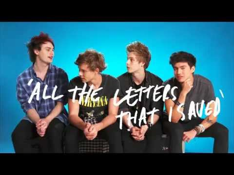 5 Seconds Of Summer - Everything I Didn't Say (Track By Track)