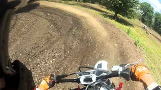4. Joliet MX Husqvarna CR125 Test Ride