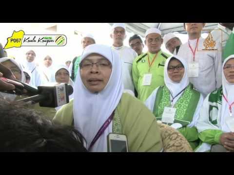 PRK 067 - Kita Akan Bawa Mesej Amal Ma'ruf Nahi Mungkar