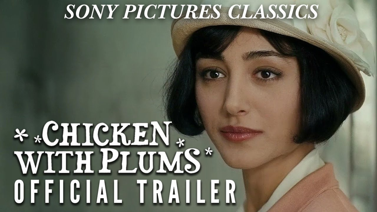 Chicken with Plums | Official Trailer
