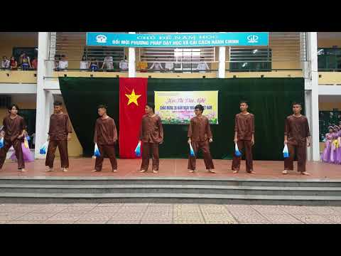 Múa Son remix . Chi đoàn 12a3 THPT Nguyễn Văn Cừ