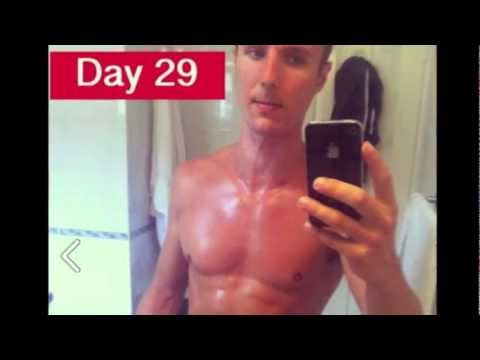 Extreme Weight Loss with 100 Squats a Day