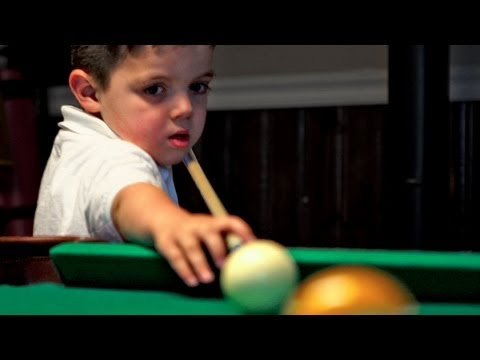 Poolplayers - Meet Keith O'Dell, a bonafide pool playing prodigy. At just five years old, Keith pockets balls like a pro. The sport is in Keith's genes - his parents play ...