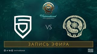 PENTA Sports vs Cool Beans, The International 2017 Qualifiers [Lex, 4ce]