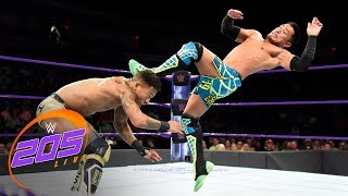 Nonton Akira Tozawa vs. Lio Rush: WWE 205 Live, July 17, 2018 Film Subtitle Indonesia Streaming Movie Download