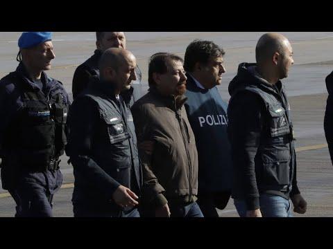 Italien: Cesare Battisti nach jahrzehntelanger Flucht zurück