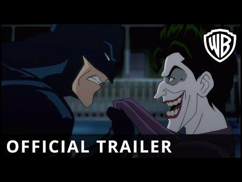 Batman: The Killing Joke - Official Trailer - Warner Bros. UK
