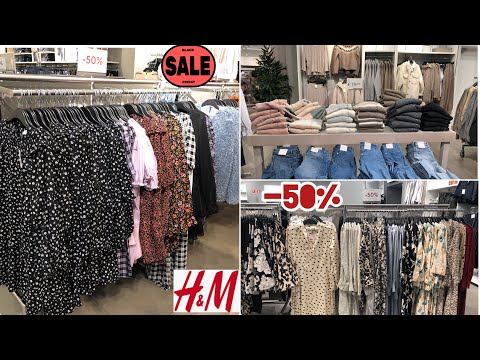H&M NEW COLLECTION & SALE /DECEMBER 2020