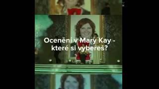 ...takhle nás odměňuje firma: Ocenění s Mary Kay