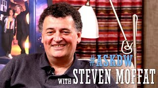 "We asked the cast & crew of Doctor Who YOUR questions and here's what Steven Moffat had to say about both his and Doctor Who's legacy - it's #AskDW! Subscribe now: http://bit.ly/1aP6Fo9The Doctor (Peter Capaldi) is an alien Time Lord from the planet Gallifrey who travels through all of time and space in his TARDIS with his companion. Instead of dying, the Doctor is able to ""regenerate"" into a new body, taking on a new personality with each regeneration.Twitter: http://twitter.com/doctorwho_bbcaFacebook: http://www.facebook.com/DoctorWhoTumblr: http://DoctorWho.tumblr.comInstagram: http://instagram.com/doctorwho_bbcaSnapchat: http://snapchat.com/add/bbcamerica_tv"