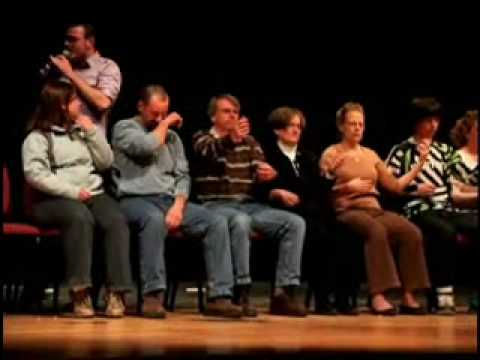 Comedy Hypnotist Show