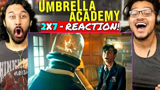 THE UMBRELLA ACADEMY | S2, Ep. 7 Öga for Öga - REACTION! by The Reel Rejects