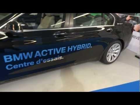2013 BMW Active Hybrid 7