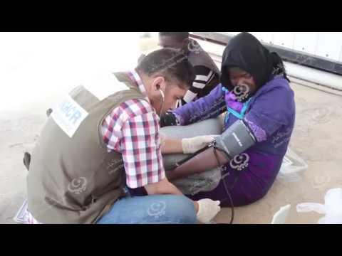 حرس السواحل الليبي ينقذ (80) مهاجرا غير قانوني شمال مليتة