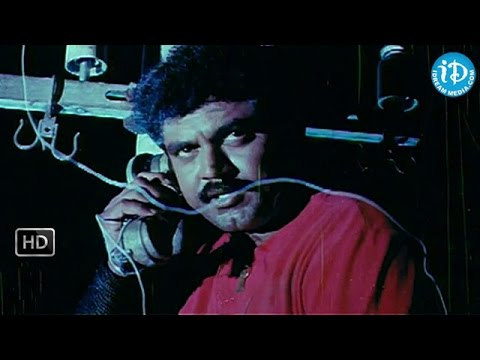 Daring Hero Movie - Sarathkumar Nice Scene