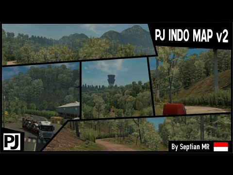 PJ Indo Map v2.1