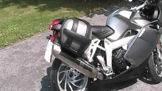 10. 2005 BMW K1200S with Bags