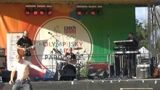 Video Náměsíčný pierot - Za horizont (Pardubice 15.8.2016)