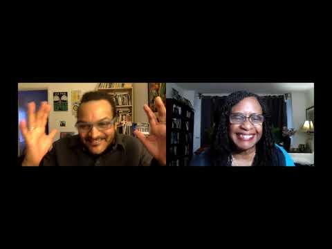TONY MEDINA on #WritersOnWriting with Dr. Brenda M. Greene (#Center4BlackLit)