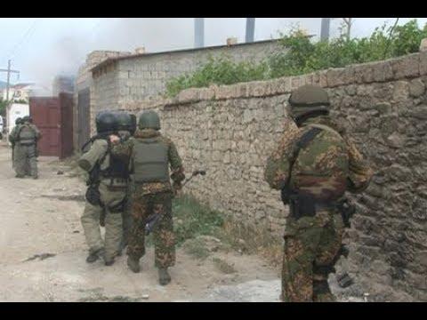 В Дагестане ликвидировали трех боевиков - DomaVideo.Ru