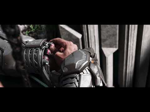 BLACK PANTHER Movie Clip   Hyperloop Fight Scene 2018 Marvel Movie HD