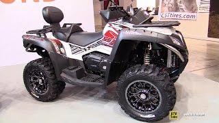 4. 2015 CfMoto C-Force 800 EPS - Victory Patrol XR3 - Walkaround-2014 EICMA Milan Motorcycle Exhibitin