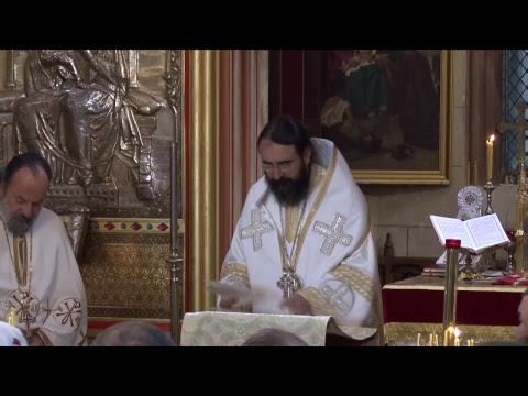 Liturghia Invierii 2017 - Catedrala Paris