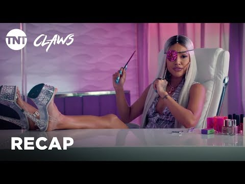 Claws: Get Caught Up With Virginia [RECAP] | TNT
