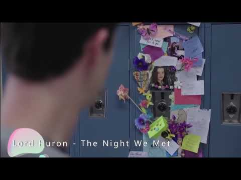 13 Reasons Why - The Night We Met | Lyrics With Video