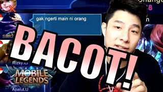 Video YAKIN BACOTIN GUA? LET ME SHOW YOU • Mobile Legends Indonesia (60fps) MP3, 3GP, MP4, WEBM, AVI, FLV Oktober 2017