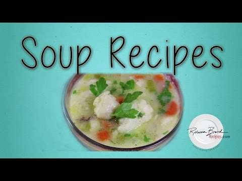 Top Ten Soup Recipes