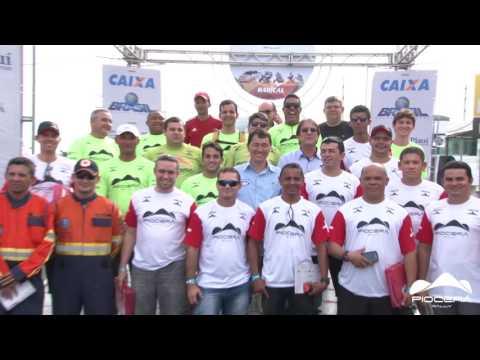 PIOCERA 2017 - ENTREGA DE GPS E PARQUE FECHADO