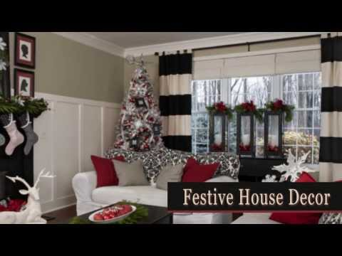 , title : 'Christmas Decorations for Every Room in the House'