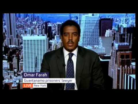 Channel 4 News - 15/04/13 Shaker and the Guantanamo Hunger Strike