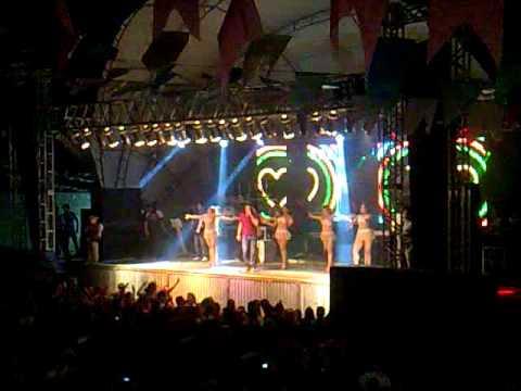 Garora Safada - Riachão do Poço/PB Abertura do show 28/06/2011