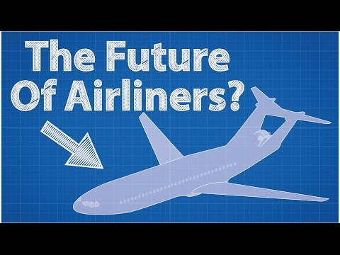 The Future of Airliners  Aurora D8