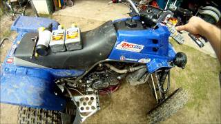 8. Banshee Trans Fluid Flush How To