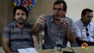 Tyrone anuncia Programação do São João 2017 em Sousa